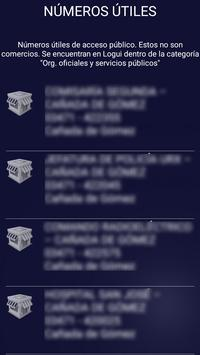 Logui, Guía de comercios screenshot 4