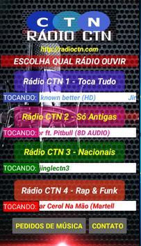 Super Rádio CTN poster
