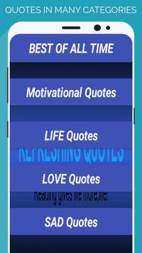 REFRESHING QUOTES - Great quotes poster