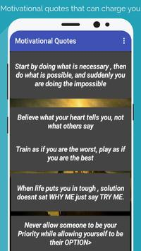 REFRESHING QUOTES - Great quotes screenshot 2