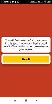 Exam Result Checker screenshot 1