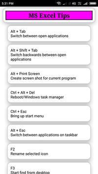 Computer's Shortcut methods screenshot 7