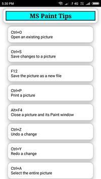 Computer's Shortcut methods screenshot 6