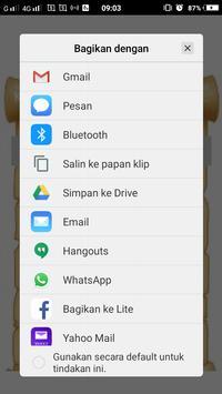Kamus Pakpak screenshot 2