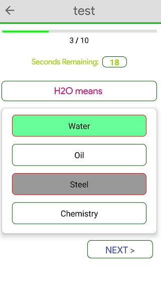 Chemistry Quiz - Chemistry Notes Info for Android - APK Download