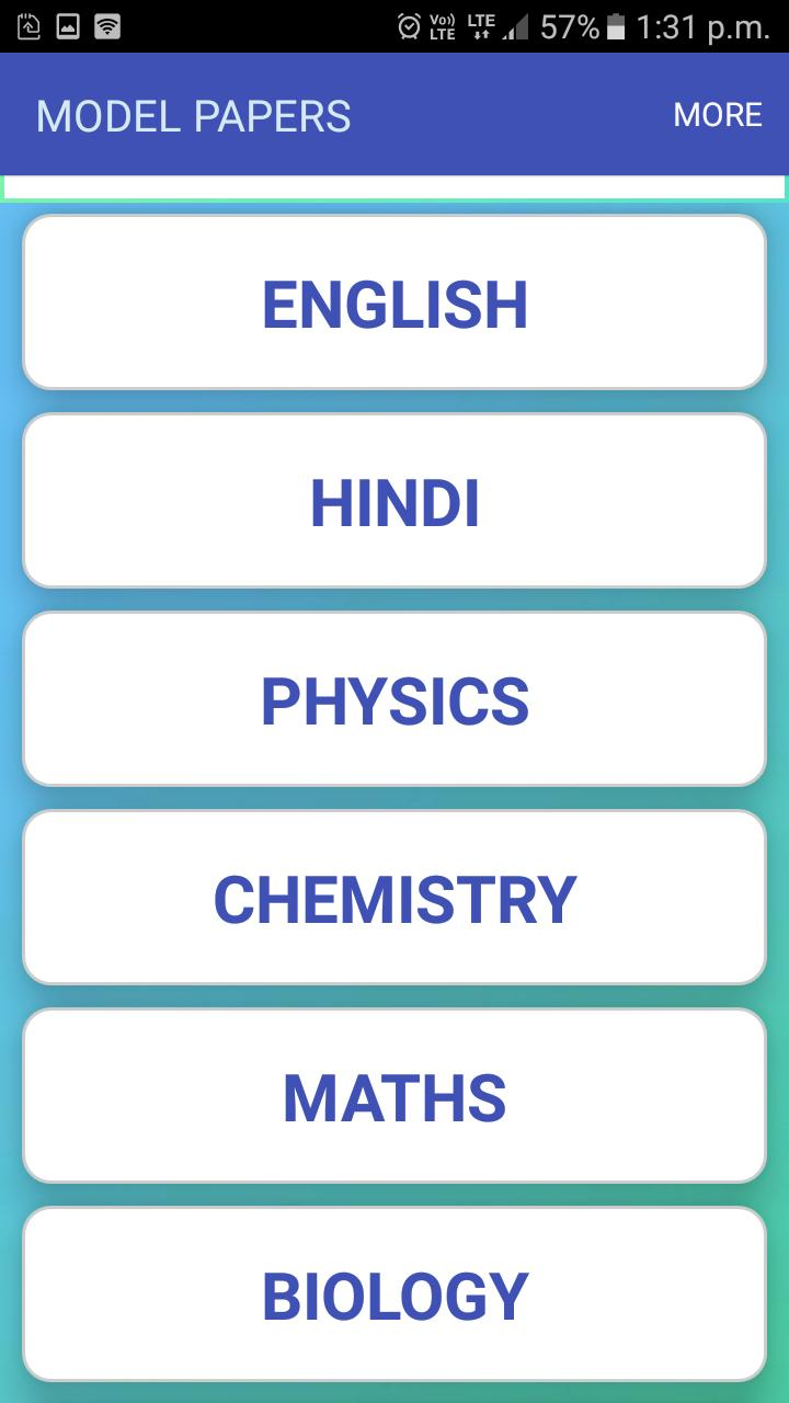 Bihar Board Class 12th Question &Sample PAPER 2020 for Android - APK  Download