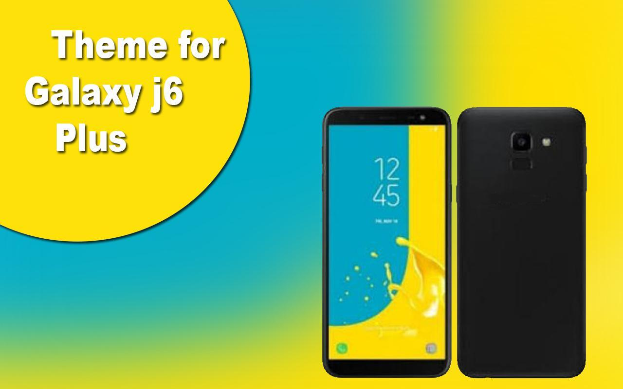 Theme For Galaxy J6 Wallpaper For Android Apk Download
