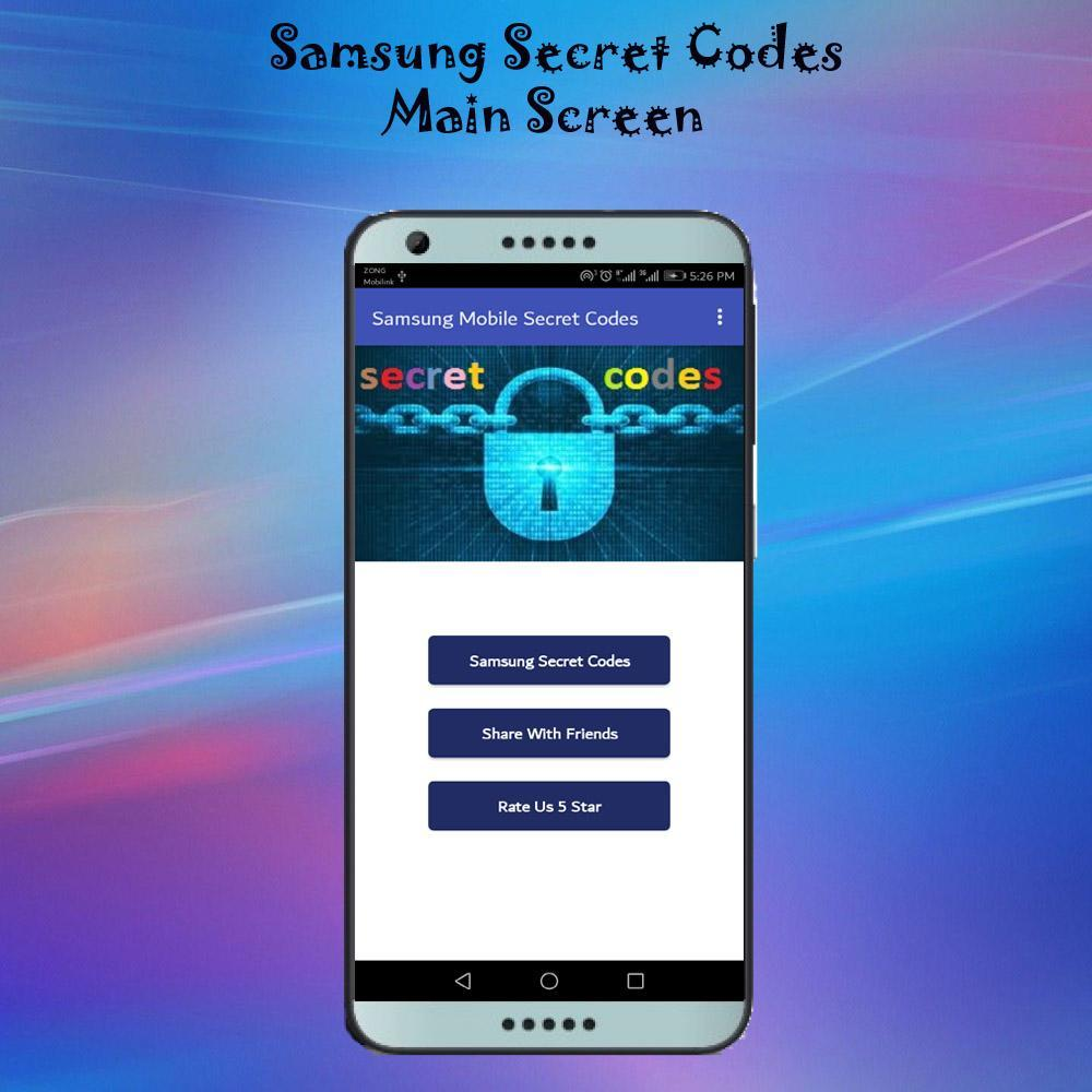 Secret Codes For Samsung 2019 for Android - APK Download