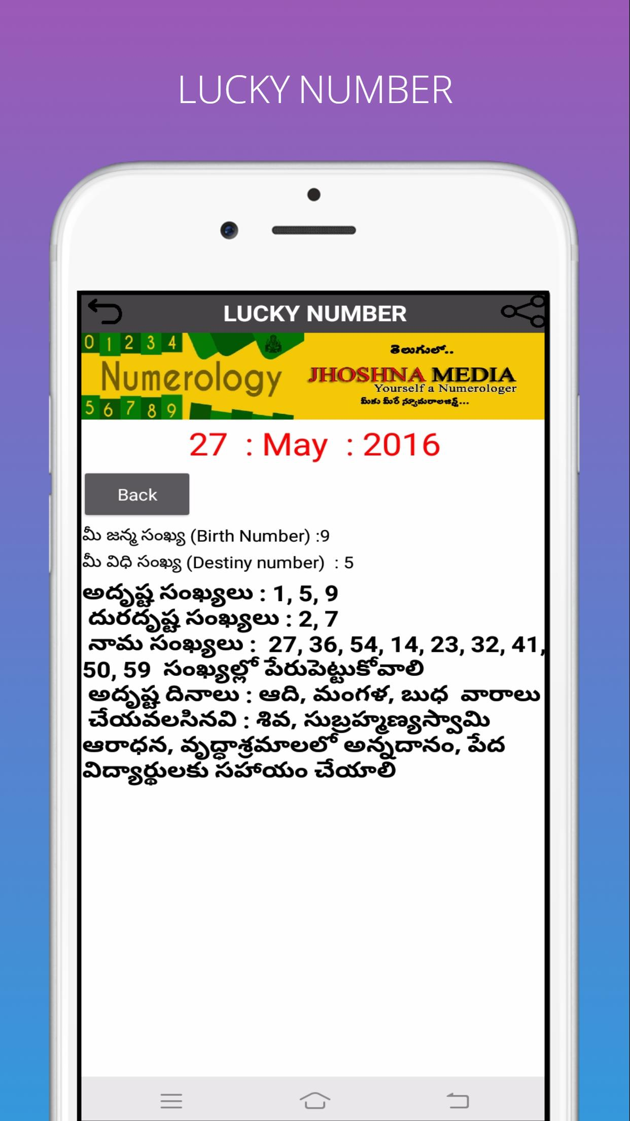 Numerology for Android - APK Download