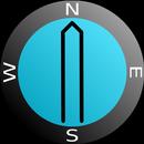 AR Bearing + Baseplate Compass APK