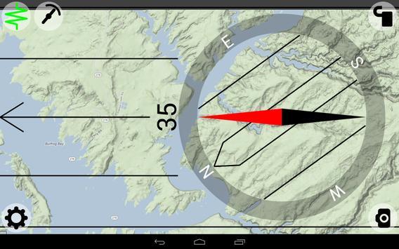 AR Bearing + Baseplate Compass 스크린샷 6