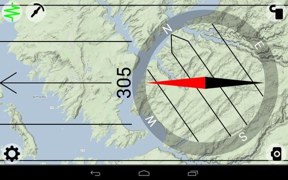 AR Bearing + Baseplate Compass Screenshot 9