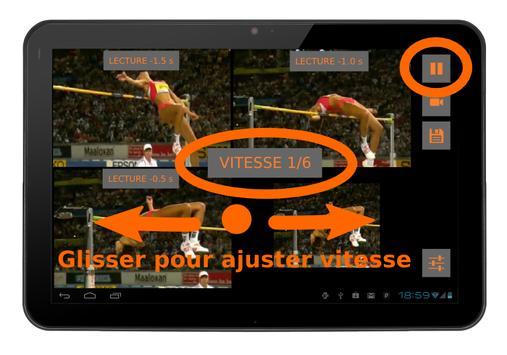 Video Coach. Miroir différé スクリーンショット 16