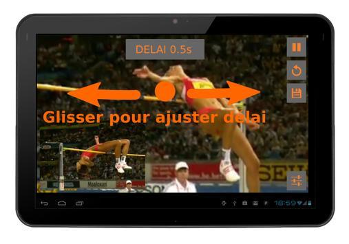 Video Coach. Miroir différé スクリーンショット 11