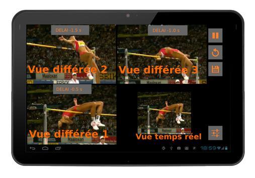 Video Coach. Miroir différé スクリーンショット 4