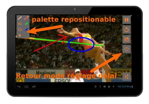 Video Coach. Miroir différé スクリーンショット 9