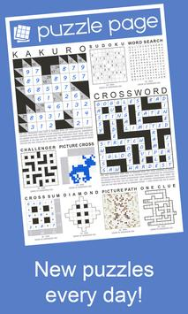 Puzzle Page screenshot 4