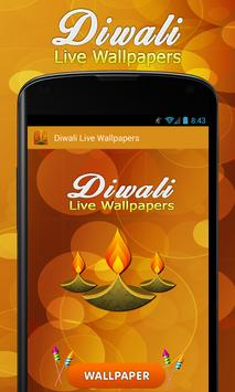 Diwali Live Wallpapers poster