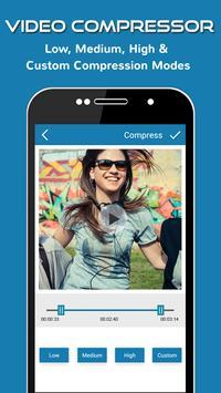 Video Converter Flip Compress screenshot 2