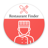 Restaurant Finder : Near By Me icon