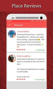Restaurant Finder : Near By Me screenshot 6