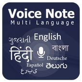 Voice Note icon