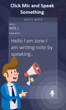 Voice Note poster