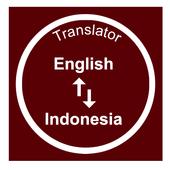 English Indonesia Translator icon