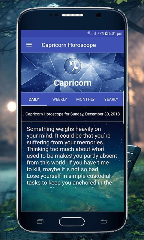 Capricorn daily horoscope 2021 cafe astrology