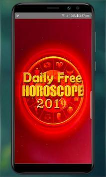 Daily Free Horoscope poster