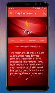 Daily Free Horoscope screenshot 3