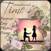 Propose Day Photo Frame icon