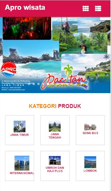 Apro Wisata For Android Apk Download