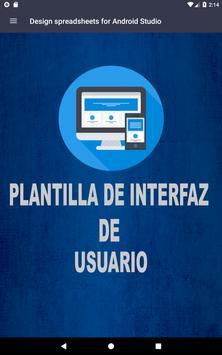 Plantilla de interfaz de usuario para aplicación screenshot 4