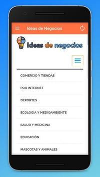 Ideas de Negocios screenshot 1