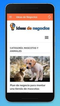 Ideas de Negocios screenshot 3