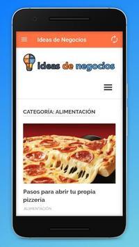 Ideas de Negocios screenshot 4