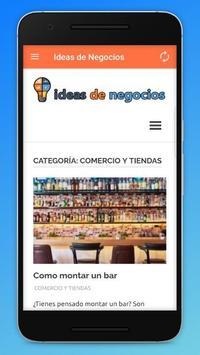 Ideas de Negocios screenshot 5
