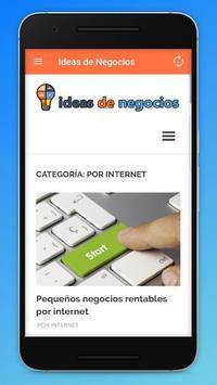Ideas de Negocios screenshot 6