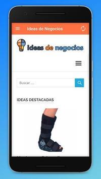 Ideas de Negocios screenshot 7
