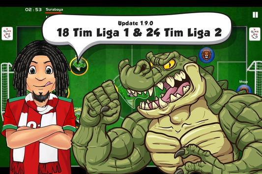 Liga Indonesia 2019/2020 ⚽️ AFF Cup Football screenshot 1