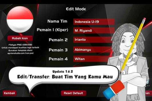 Liga Indonesia 2019/2020 ⚽️ AFF Cup Football screenshot 3