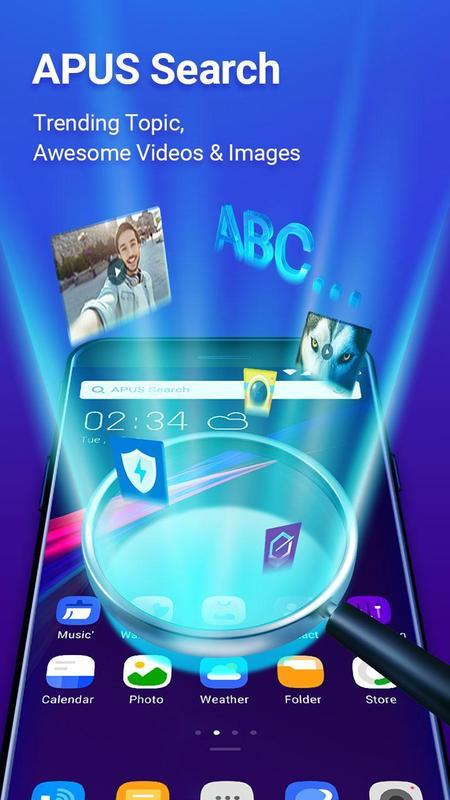 download apus launcher pro mod apk