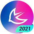 APUS Launcher: Thema, versteckte Apps
