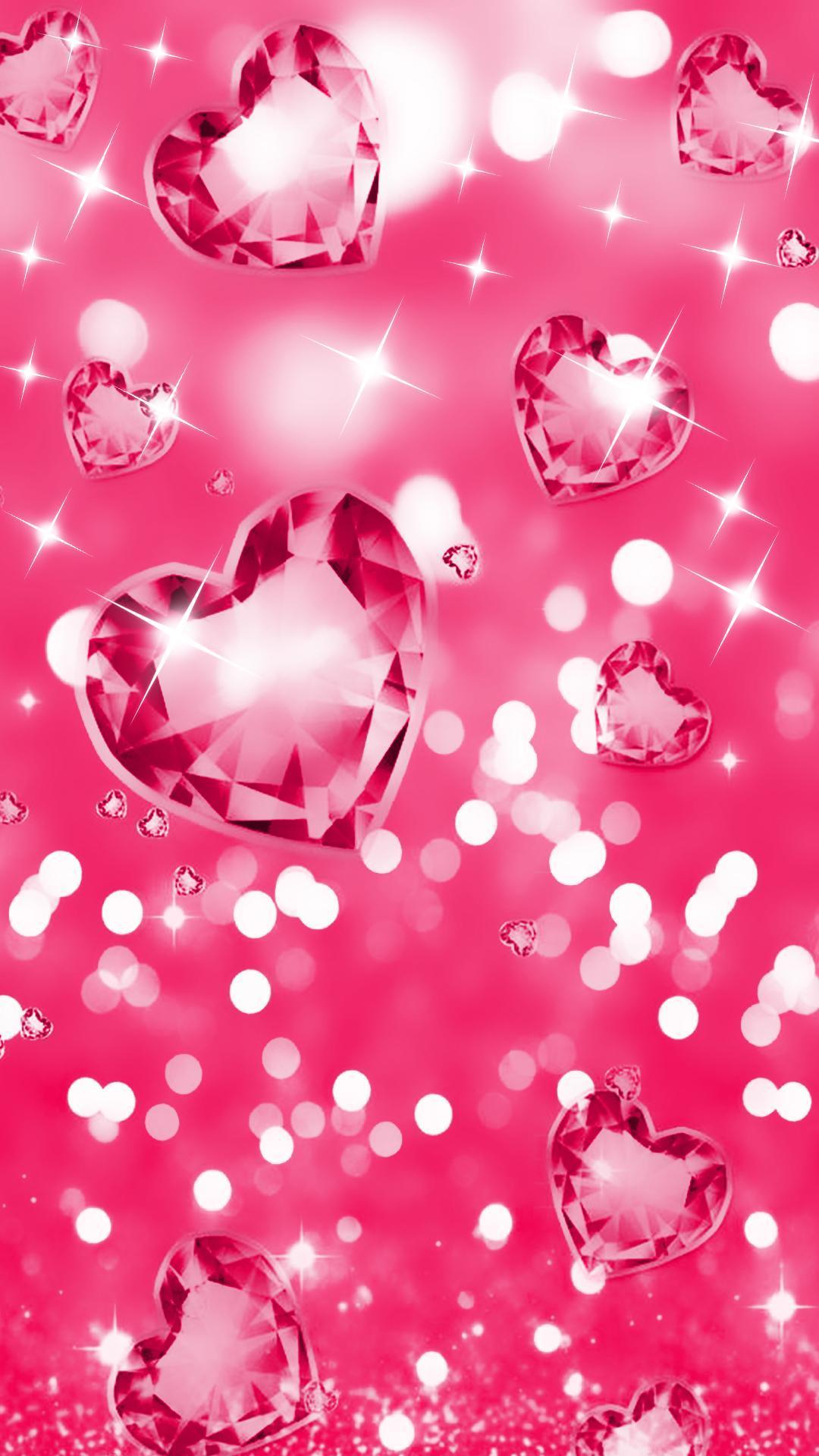 Bling Bling Diamond Apus Live Wallpaper For Android Apk