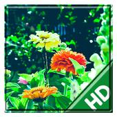 Beautiful Spring Garden APUS Live Wallpaper icon