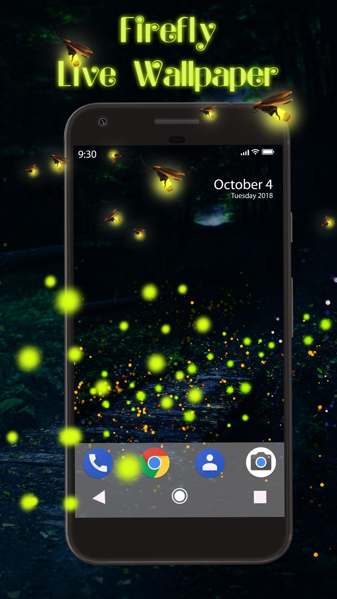 Firefly APUS Live Wallpaper for Android - APK Download