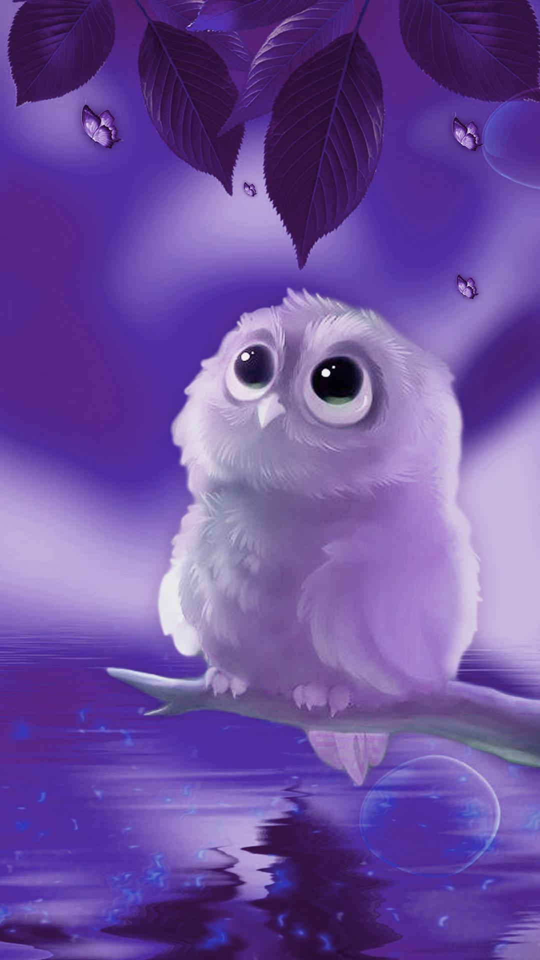 Cute Owl Apus Live Wallpaper For Android Apk Download