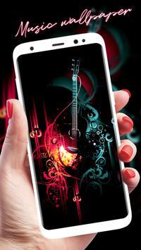 Enjoy Music APUS Live Wallpaper poster