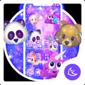 Animal Emoji APUS Launcher theme